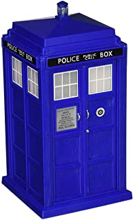Underground Toys Doctor Who Tardis 12th Flight Series Control Action Figure, 5