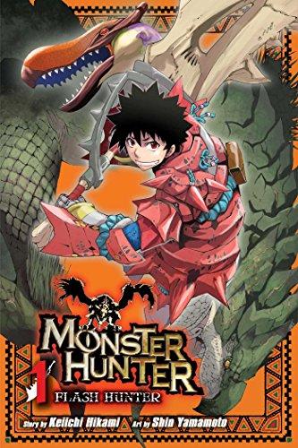 Monster Hunter: Flash Hunter, Vol. 1 (1)