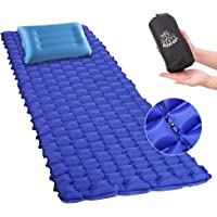 Deals on Deerfamy TPU Sleeping Pads w/Removable Pillows