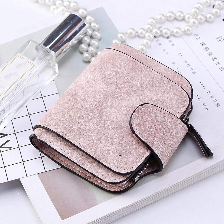 Girls Purse Women's Wallet,Women Purse Multifunctional Purse Lady Wallet PU Leather (color   C)