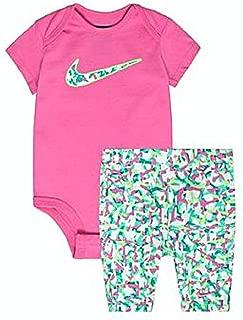 Baby Girls Confetti Bodysuit and Capri Leggings Set