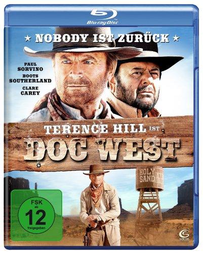 Doc West - Nobody ist zurück [Blu-ray]