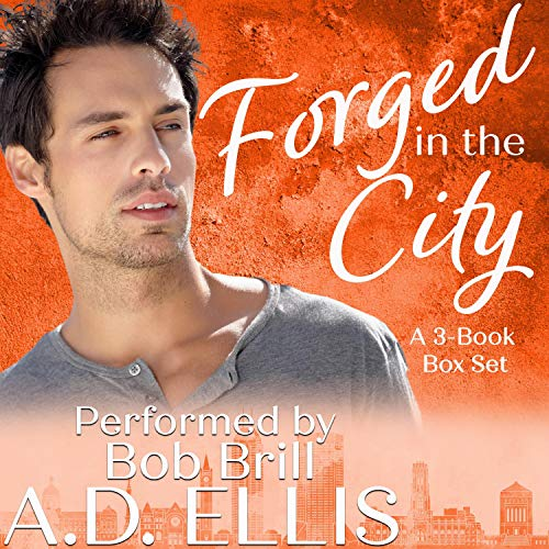 Forged in the City Audiobook By A.D. Ellis cover art