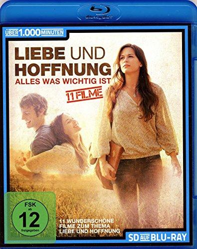 Liebe und Hoffnung - Alles was wichtig ist ( 11 Filme - SD auf Blu-ray )