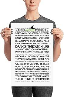 broadway musical lyrics quotes