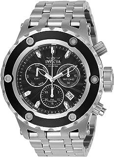 Invicta Men's Subaqua Quartz Watch with Stainless-Steel Strap, Silver, 31 (Model: 23919)