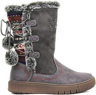 esXti Cremallera ZapatosY Para Niña Amazon Zapatos S3AcL4Rq5j