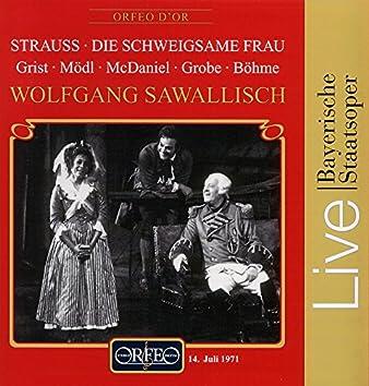 Richard Strauss: Die schweigsame Frau, Op. 80, TrV 265 (Live)