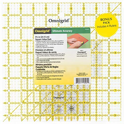 Dritz R2595S 9-1/2-Inch Square Value...