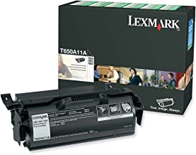 Lexmark T650A11A OEM Toner - T650 T652 T654 T656 Series Return Program Toner (7000 Yield) OEM