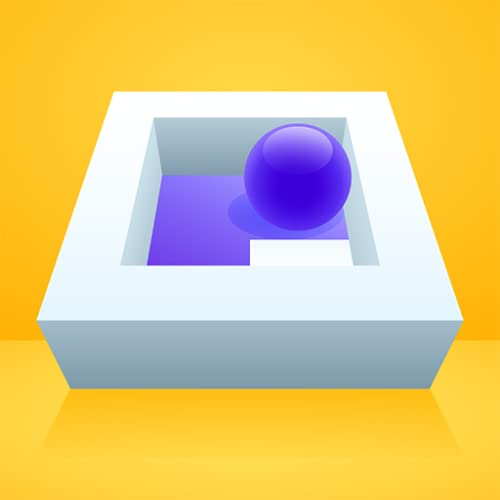 Amazing Roller   Paint The Maze: 2D Puzzle Free Game