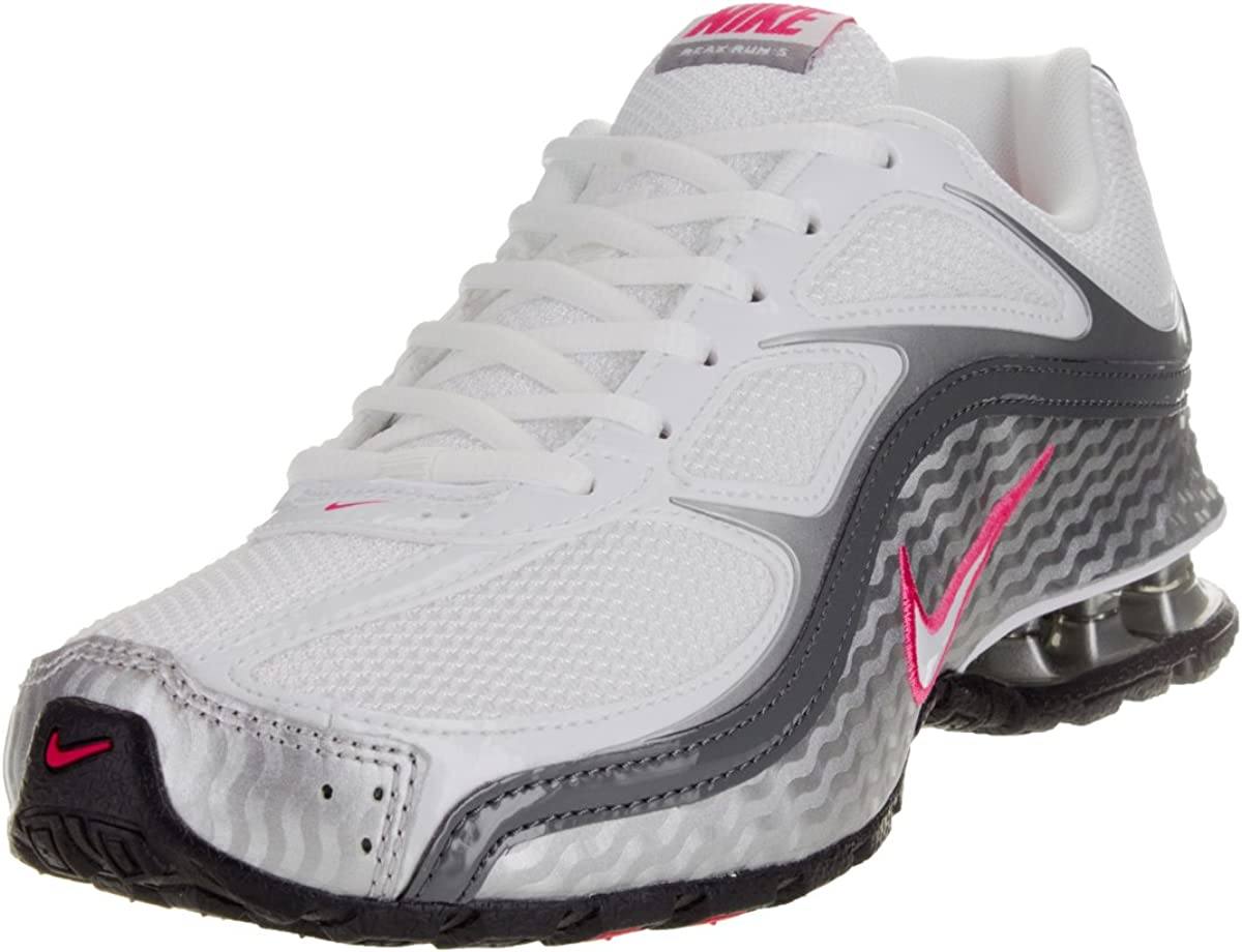 Time sale Regular discount Nike Women's Reax Run 5 Shoes Running