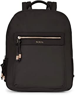 TOUS Brunock Chain, Bolso mochila para Mujer, 26x33x9.5 cm (