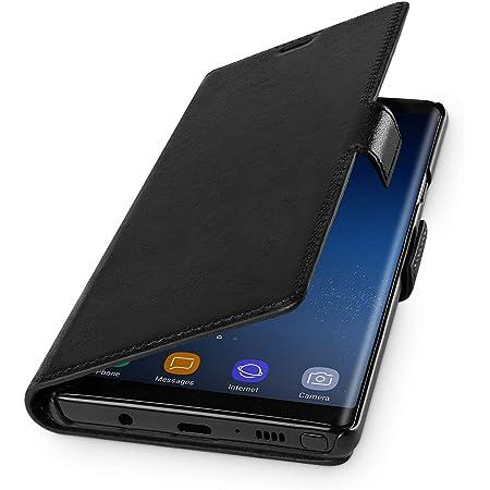 Wiiuka Echt Ledertasche Travel Für Samsung Galaxy Computer Zubehör