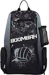 Boombah Spike Splatter Ball Volleyball Backpack - Multiple Color Options