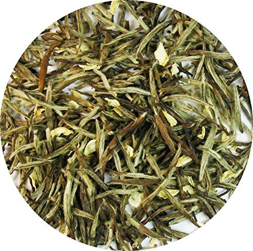 Jasmine Silver Needle White Tea,best white tea with all tippy- 8 OZ Tea