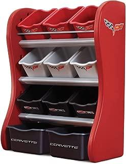 Step2 Corvette Room Organizer, Red 824001