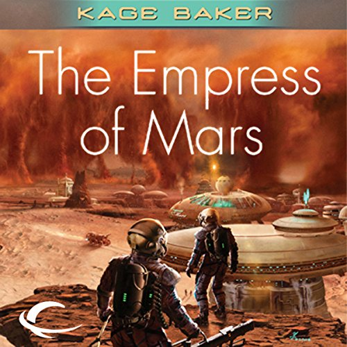 The Empress of Mars cover art