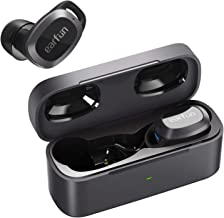 Wireless Earbuds Active Noise Cancelling, EarFun Free Pro 4 Mics Bluetooth 5.2 Earbuds with ANC Transparent Mode, 32H Play...