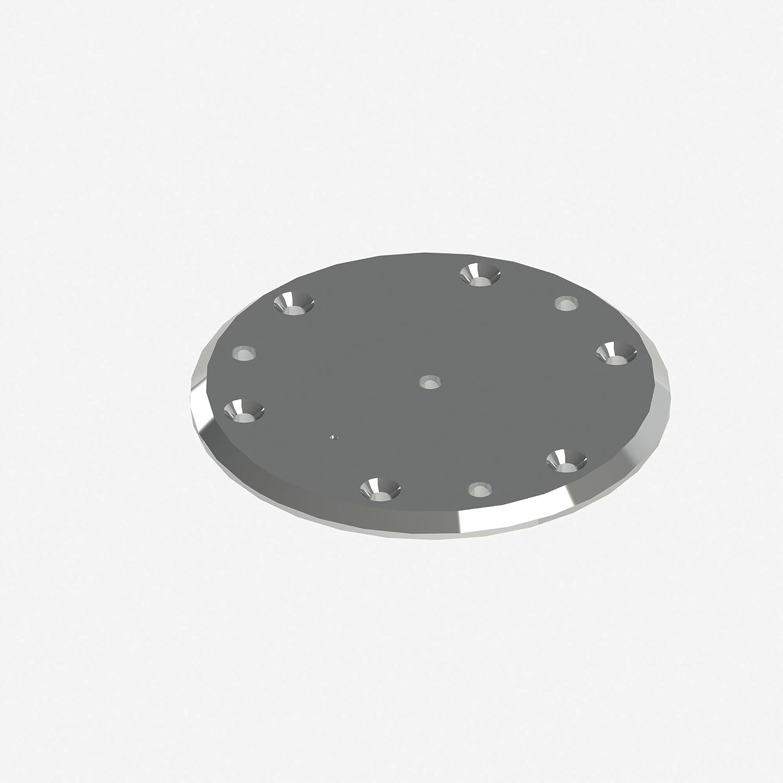 HealthCraft Products Portable service Floor Mounts Rail Brand new Advantage Plate:
