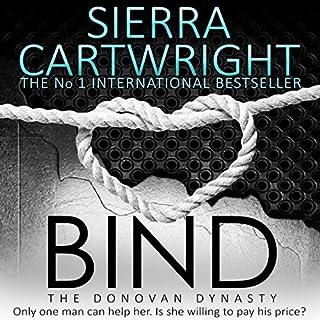 Bind audiobook cover art