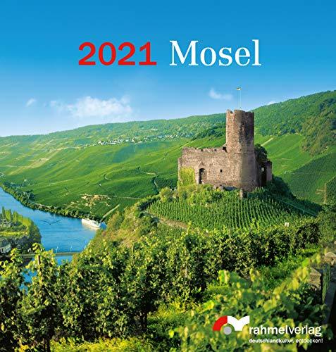 Tisch-Kalender Mosel 2021