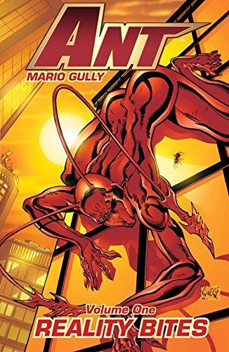 Ant Vol. 1: Reality Bites (English Edition)