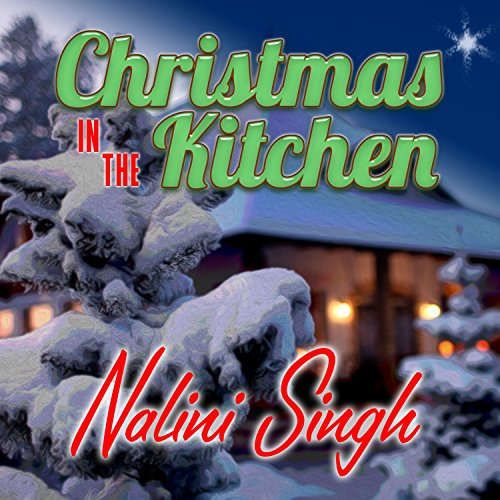 Christmas in the Kitchen cover art