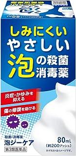 【第3類医薬品】泡ジーケア 80mL