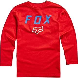 Fox Kinder Longsleeve Dusty Trails T Shirt Jungen
