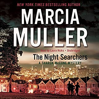 The Night Searchers audiobook cover art