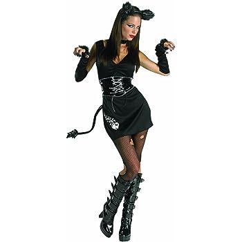Cesar C462-002 - Disfraz de gata para mujer, talla 12/14: Amazon ...