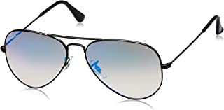 RB3025 Aviator Classic Flash Mirrored Sunglasses