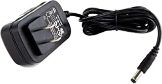 MyVolts 9V Power Supply Adaptor Compatible with Boss WP-20G Effects Pedal - US Plug