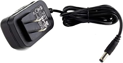 MyVolts 9V Power Supply Adaptor Compatible with Electro-Harmonix EHX9.6DC-200 PSU Part - US Plug