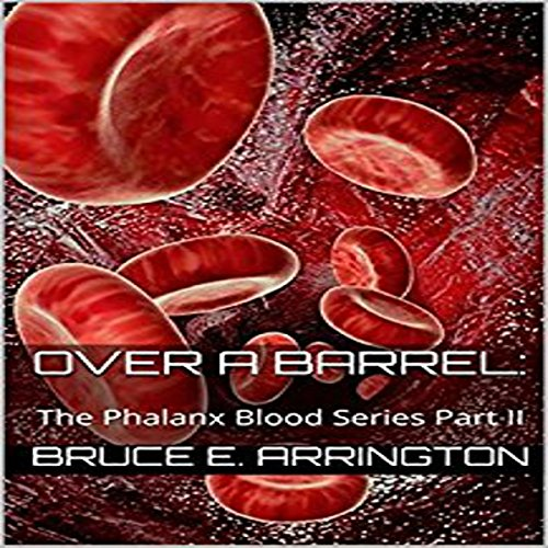 Over a Barrel audiobook cover art