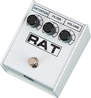 """Pro-co RAT 2 WHITE """"IKEBE 40th Anniversary"""" Distortion pedal From import JPN"""