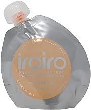 IROIRO Premium Natural Semi-Permanent Hair Color 250 Pastel Peach (8oz)