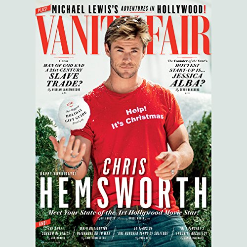 Vanity Fair: January 2016 Issue cover art