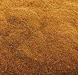 CRYSTAL KING 500g Dekosand Farbsand Streudeko Sand zum dekorieren Streusand rot blau weiß gelb braun schwarz Gold Silber lila grün Streu-granulat Granulat Tischedeko (Gold)