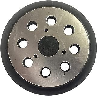 """SD502H 120 Grit 5/"""" Diameter No-Hole Hook /& Loop Sanding Disc 25//Pack"""
