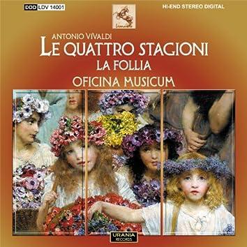 Vivaldi: Le quattro stagioni & La follia