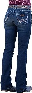 Women's Retro Medium Mae Bootcut Jeans - 09Mwzba
