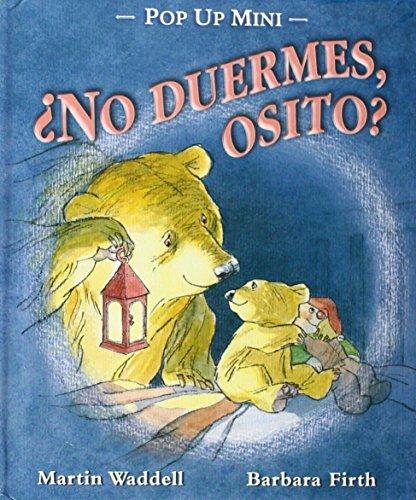 ¿No Duermes Osito? de Martin Waddel (1 oct 2014) Tapa dura