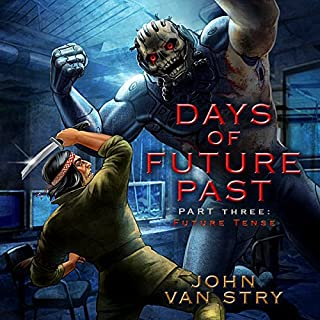 Days of Future Past - Part 3: Future Tense audiobook cover art