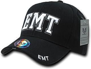 Rapid Dominance Unisex Adult Deluxe Embroidered Law Enforcement Caps - EMT