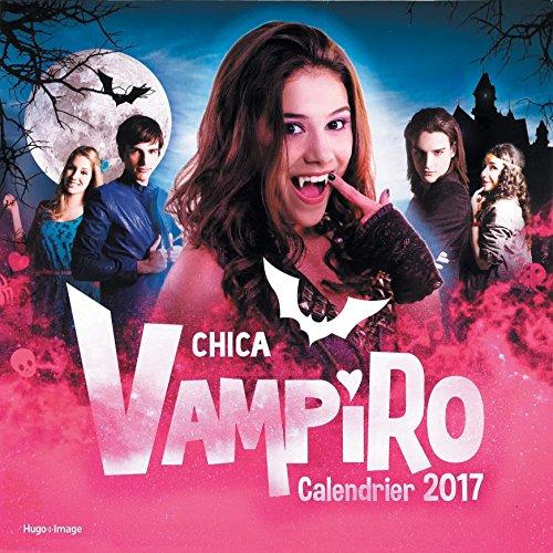 Calendrier mural Chica Vampiro 2017