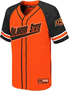 Youth Oklahoma State Cowboys Wallis Baseball Jersey