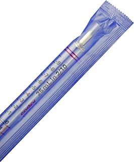 Corning 4484 Costar Stripette Serological Pipet, Clear Plastic Wrap, Sterile, 100 mL (Pack of 10)