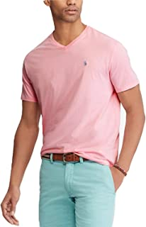 Polo Ralph Lauren Mens Standard Fit V-Neck T-Shirt